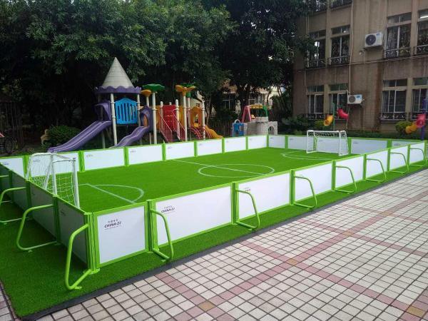 UHS-0204 迷你型儿童笼式足球场