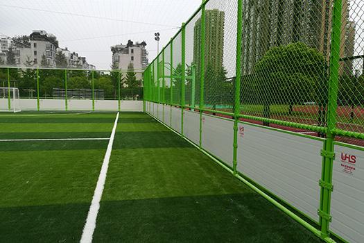 杭州江南实验学校5人制笼式足球场