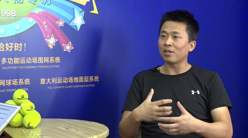 南昌正华胡平华:见证江西体育的腾飞